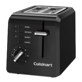 Hotel-Toaster-Cuisinart-Stay-2-Slice-Plastic-CPT-122BKWH