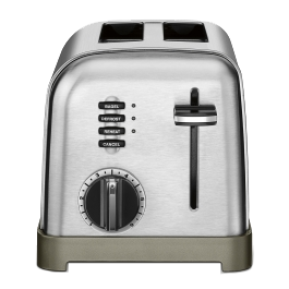 Hotel-Toaster-Cuisinart-Stay-2-Slice-Plastic-CPT-160WH