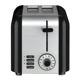Hotel-Toaster-Cuisinart-Stay-2-Slice-Plastic-CPT-320WH