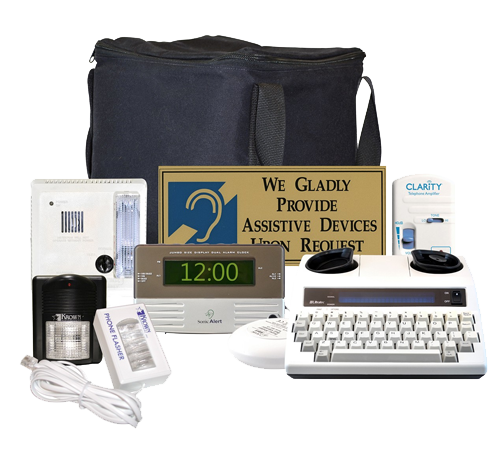 Harris-Communications-ADA-Compliant-Guest-Room-Kit-500S-Soft-Case