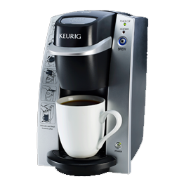 Hotel-Coffee-Makers-Keurig-K-130-In-Room-Coffeemaker