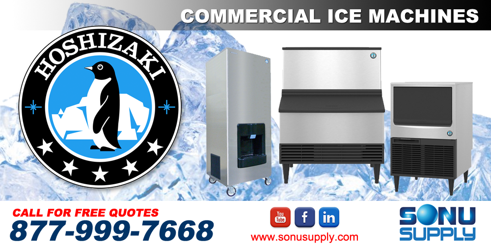Commercial Ice Machines | Hoshizaki
